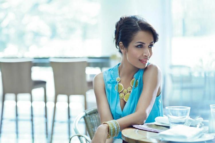 Malaika Arora Khan for The Closet Label