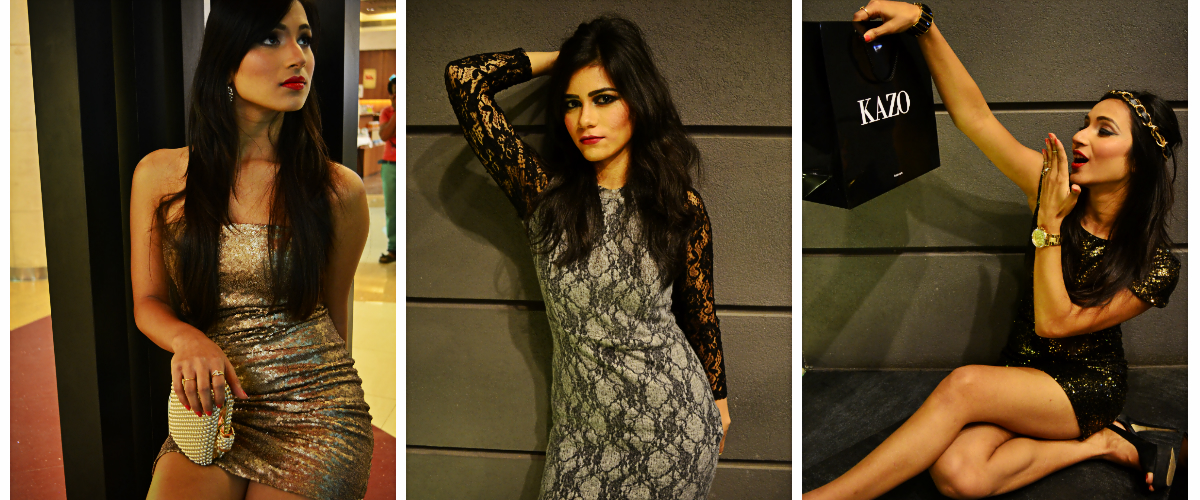 Kazo style shoot in association with Fashion Most Wanted