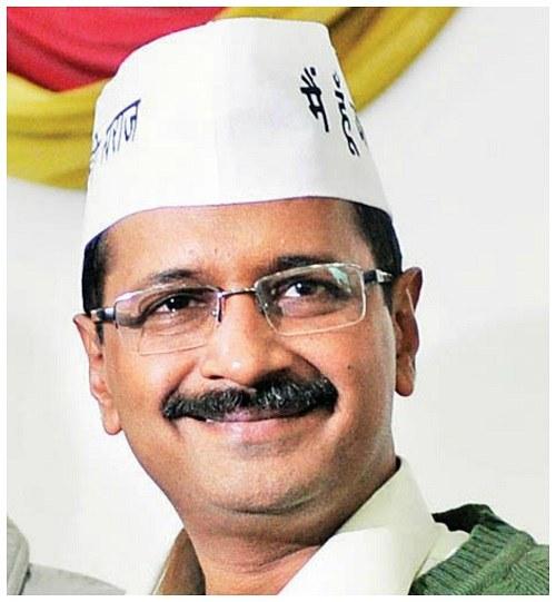 Arvind Kejriwal Chief Minister of Delhi