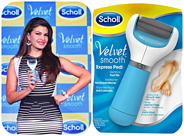 Scholl Velvet Smooth Express Pedi electronic foot file