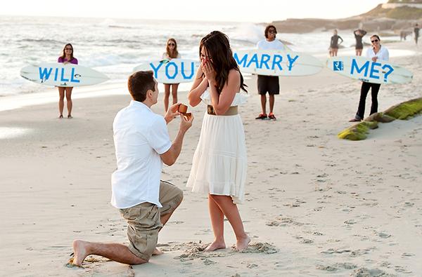 2 - Beach Proposal