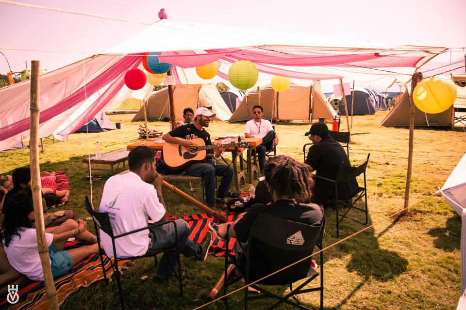 EVC Camping