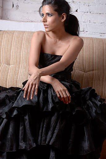 Designer Tanya Sharma