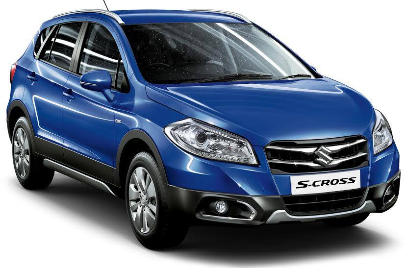 Maruti-S-Cross-front-three-quarter-official-image