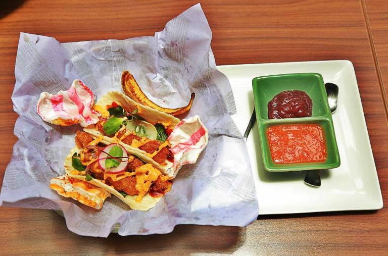 Ducky Tacos