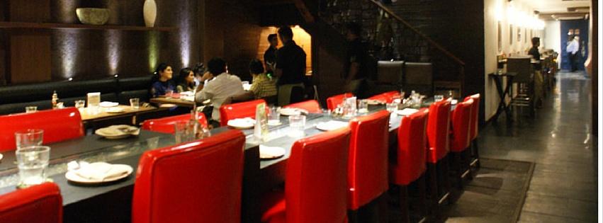 Quattro Restaurant in Lower Parel, Mumbai