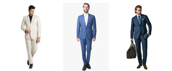 Cotton Suits for Men