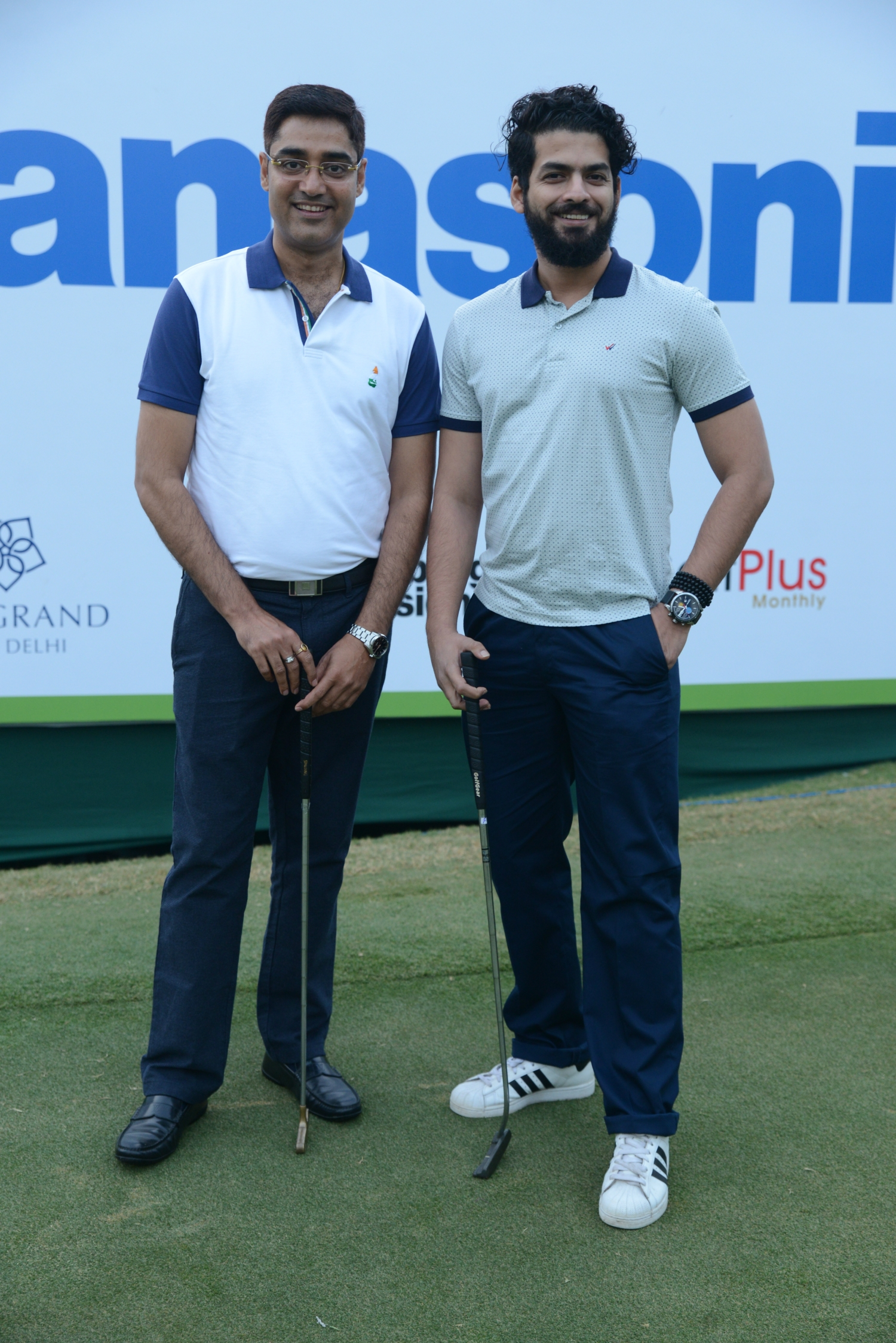Panasonic India Open Golf Tournament with Manish Sharma.jpg